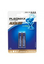 Батарейки AAA Samsung Pleomax LR03 2 шт