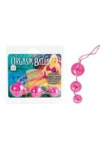 Вагинальные шарики Graduatd Orgsm Balls Teal 1313-12CDSE