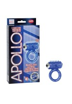 Виброкольцо Apollo 7-Function Premium Enhancers blue 1387-20BXSE