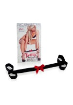 Tantric Binding Love™ Intimate Spreader with Wrist & Ankle Cuffs