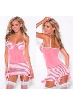Розовенькое платье