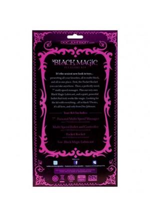 Набор вибраторов Black Magic 0951-10BXDJ