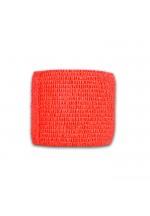 Перевязочная лента красная широкая