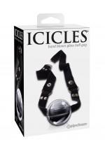 Кляп со стеклянным шариком ICICLES NO 65 296520PD