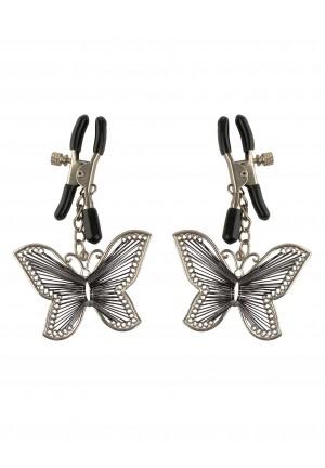 Зажимы для сосков FF Butterfly Nipple Clamps 361300PD