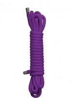 Веревка для бандажа Japanese rope 10 meter SH-OU031PUR