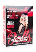 Кукла CanCan Madam SH-SLI098