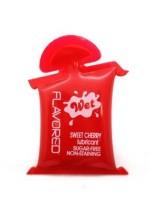 Лубрикант Wet Flavored Sweet Cherry подушечка 10mL 23406wet