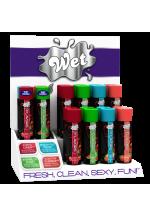 Дисплей Wet Fun Flavors Countertop16шт+ тестеры 45804wet